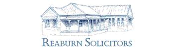 Reaburn Solicitors Logo